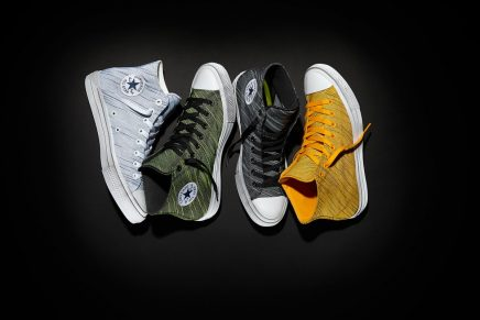 Converse Unveils the Chuck Taylor All Star II Knit