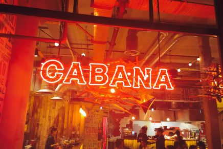 Barbecue Food & Caipirinhas at Cabana, Brixton