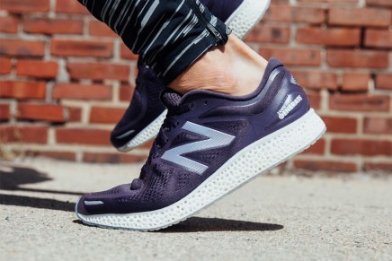 New Balance Unveils 'Zante Generate' 3D Printed Running Shoe