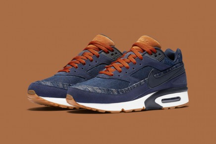 "Nike Unveils The Air Max BW ""Denim"" Trainer"
