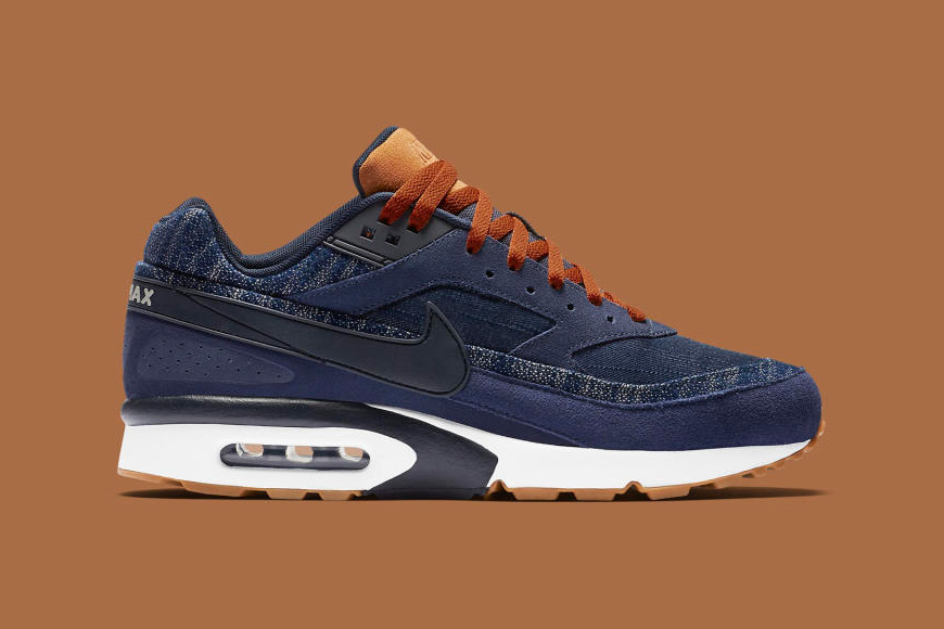nike air max bw denim 2