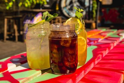 Queen of Hoxton's 'Summer of Love' Rooftop Bar