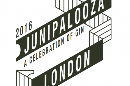 The Junipalooza 2016 Gin Festival at Tobacco Dock