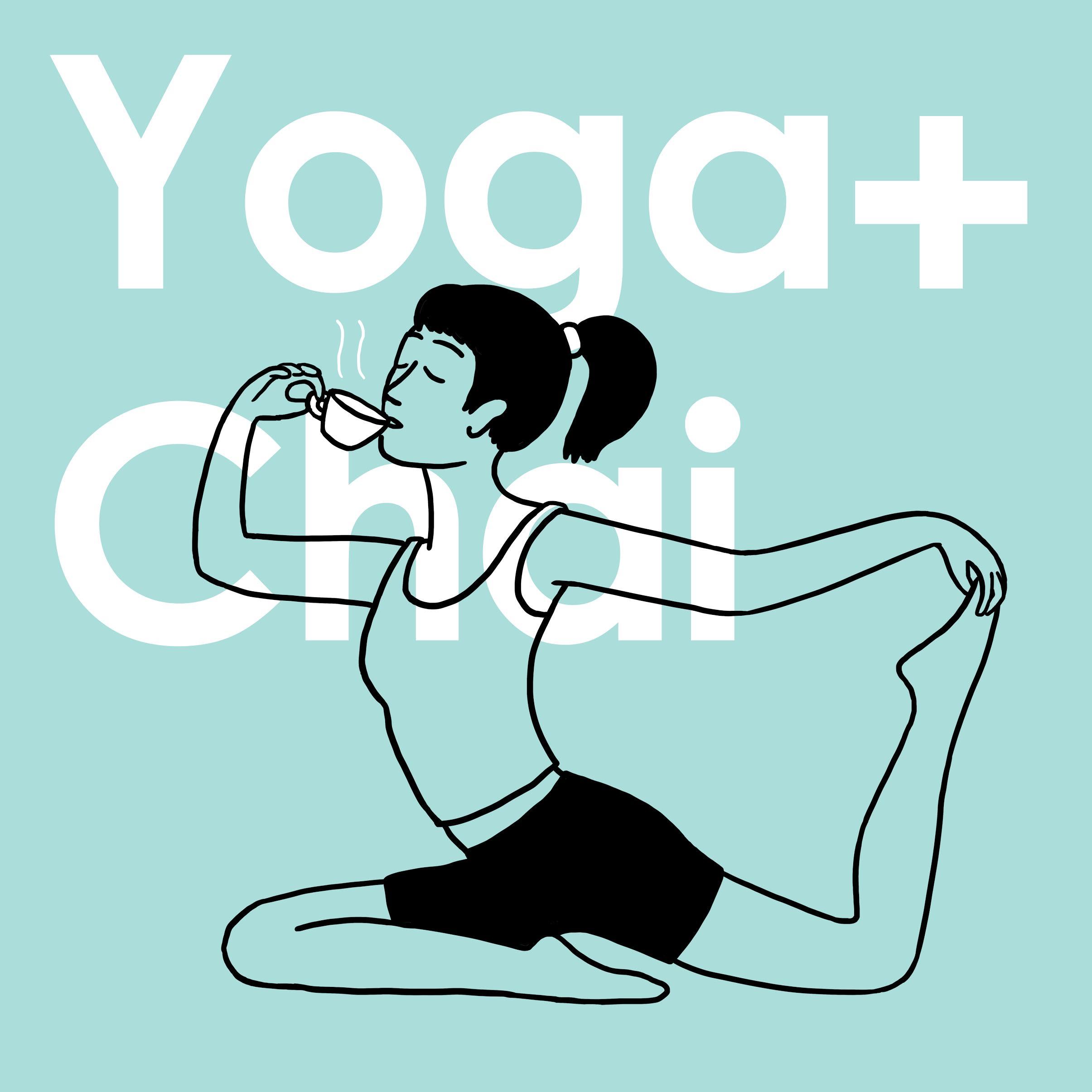 Yoga+Chai Instagram Pic