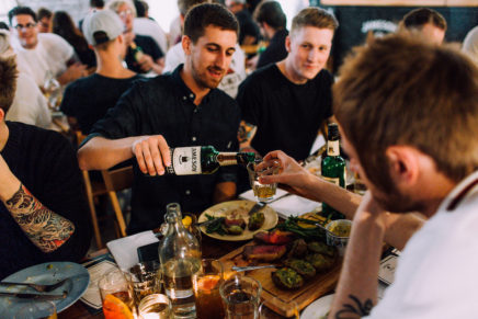 Jameson Caskmates x Disappearing Dining Club: A Night Of Classic Pairs