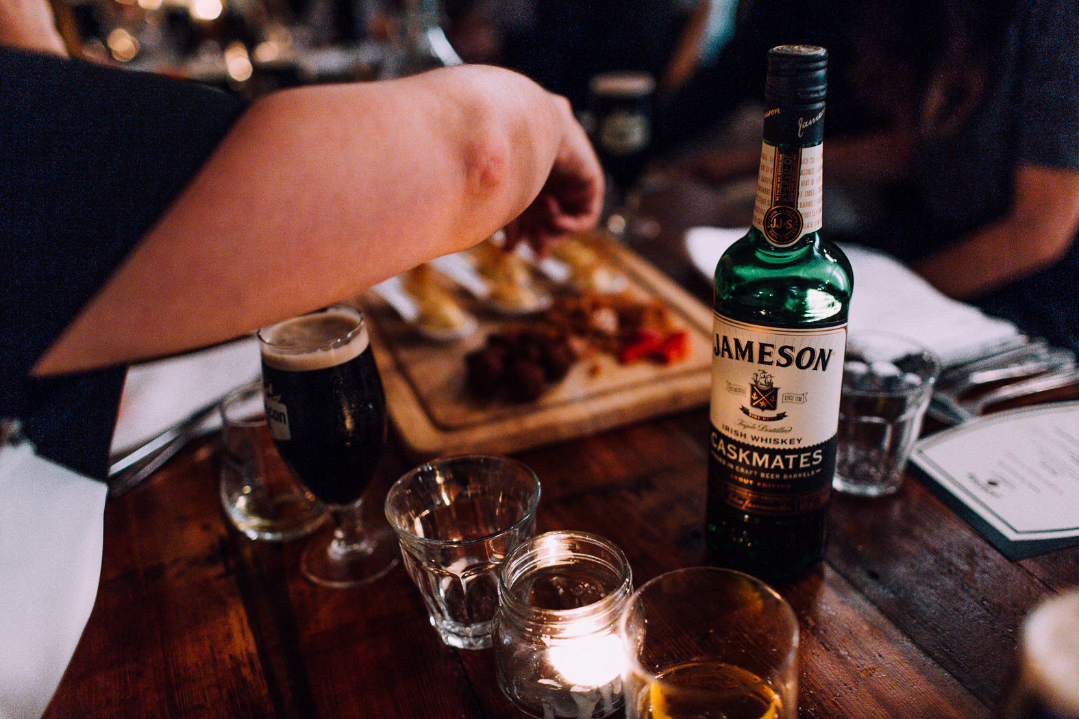 Jameson Caskmates x A Night of Classic Pairs - 2