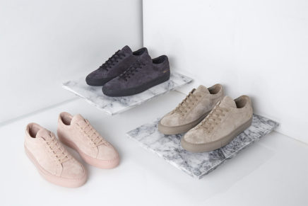Common Projects Autumn/Winter 2016 Collection