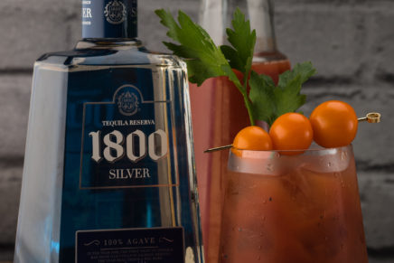 Boss The Cocktail: How to Make a Bloody Maria (with 1800 Tequila)