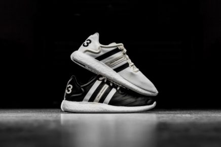 Y-3 Yohji Boost Spring Collection