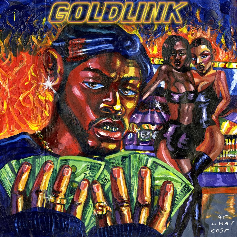 GoldLink - Pray Everyday (Survivor's Guilt)
