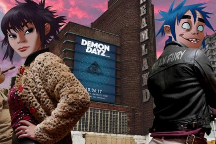 Gorillaz 'Demon Dayz' Pop Up Festival Coming to Margate