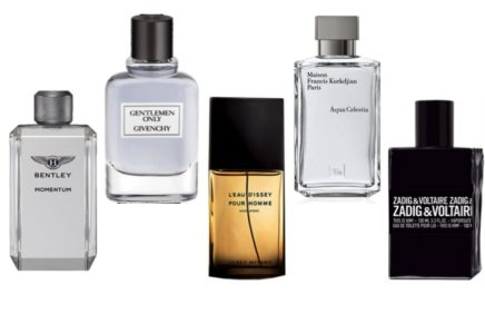 The 2017 Men's Spring Fragrance Guide