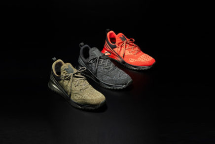 Louis Vuitton Launches V.N.R Full-Knit Runner