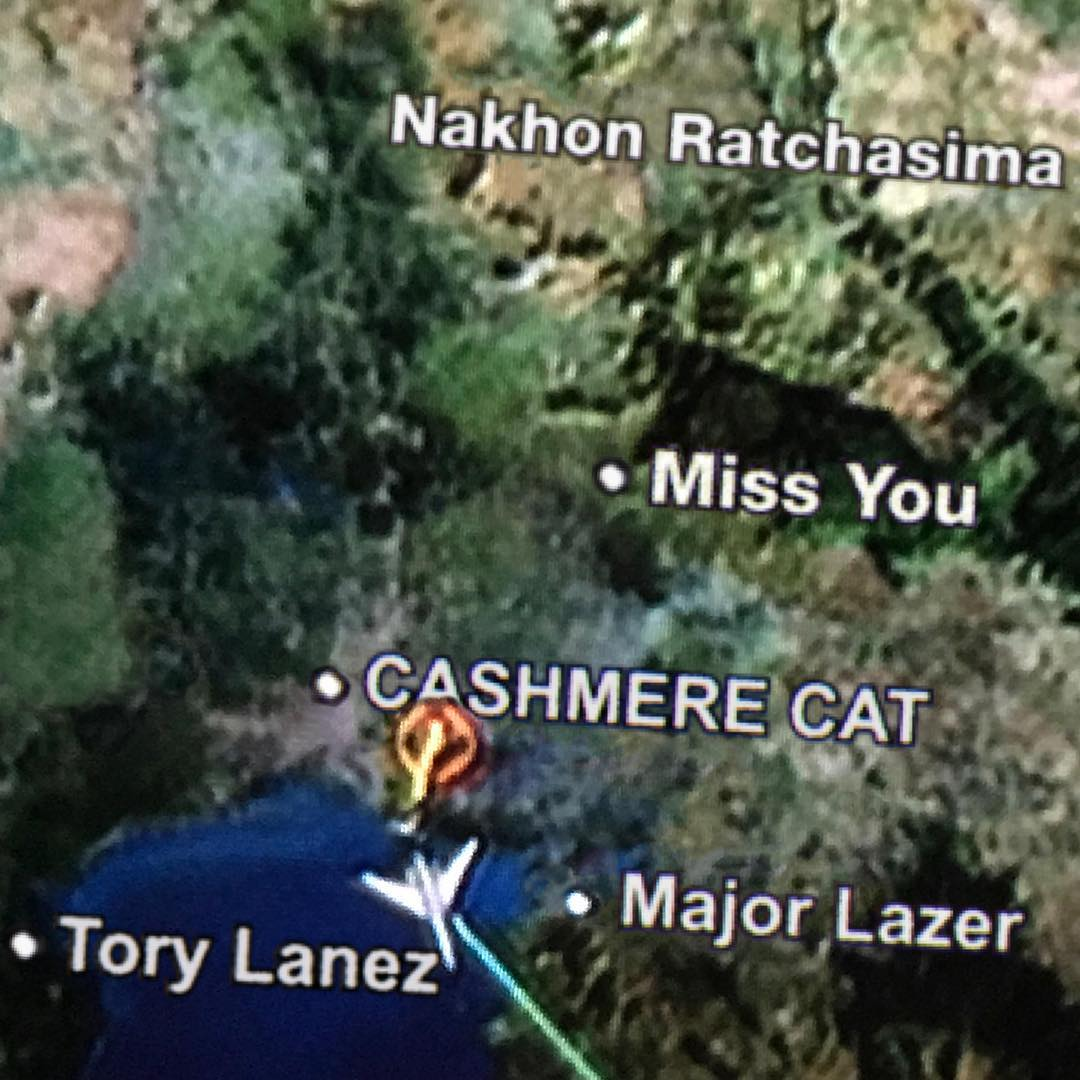 Cashmere Cat - Miss You (ft. Major Lazer & Tory Lanez)