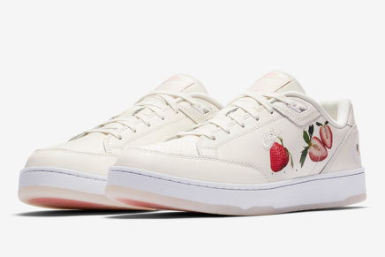 Nike Prepping for Wimbledon with Strawberries & Cream Grandstand II