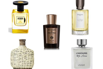 The Summer 2018 Men's Fragrance Edit