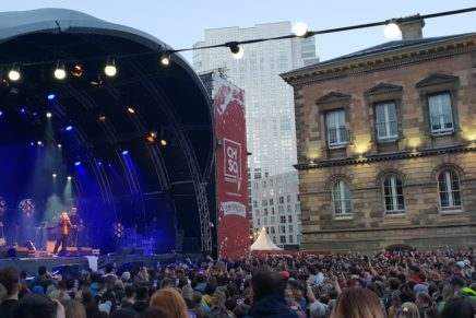 Kodaline x Lewis Capaldi @ Custom House Square Festival