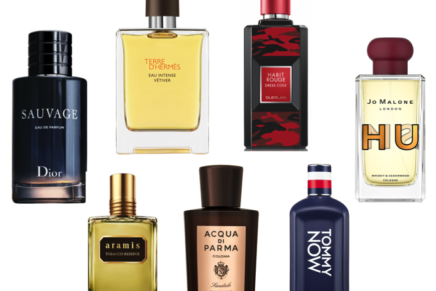 The Autumn 2018 Men's Fragrance Edit