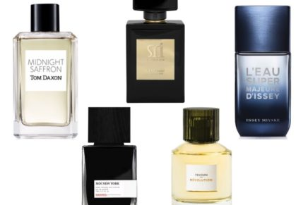 The Winter 2018 Men's Fragrance Guide