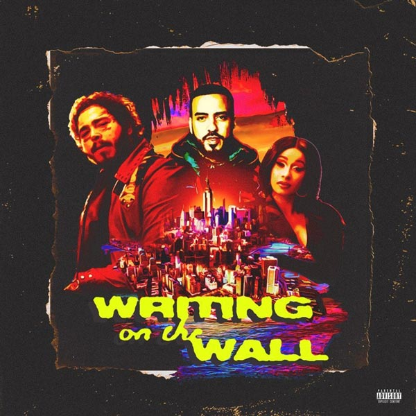 French Montana - Writing on the Wall (Ft. Cardi B, Post Malone & Rvssian)