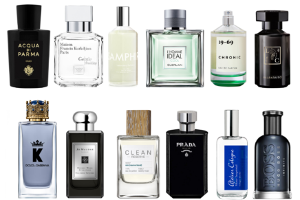 The Winter 2019 Men's Fragrance Guide