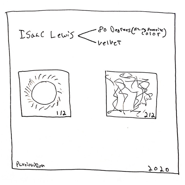 Isaac Lewis - 80 Degrees